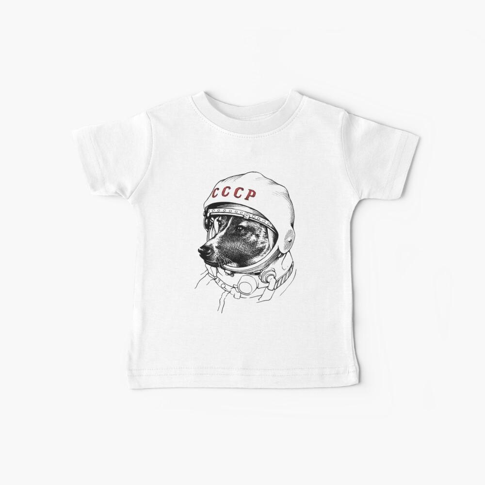 Laika, space traveler Baby T-Shirt