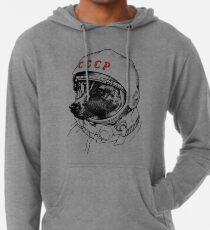 Laika, space traveler Lightweight Hoodie