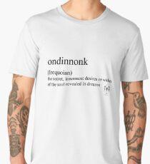 Ondinnonk- (Iroquoian) Men's Premium T-Shirt