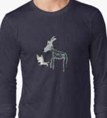 Kaya and Weezy  Long Sleeve T-Shirt