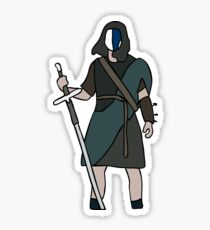 Braveheart Sticker