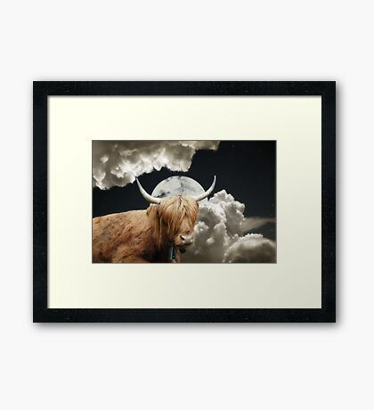Hey Diddle Diddle... Framed Print