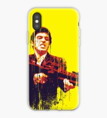 SCARFACE GANGSTER PHONE CASE COVER FOR IPHONE XS MAX XR XS ... |Scarface Phone Case