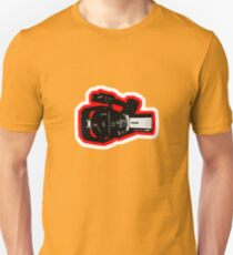 Video Camera Unisex T-Shirt