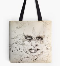Simplefader- Character32 Tote Bag