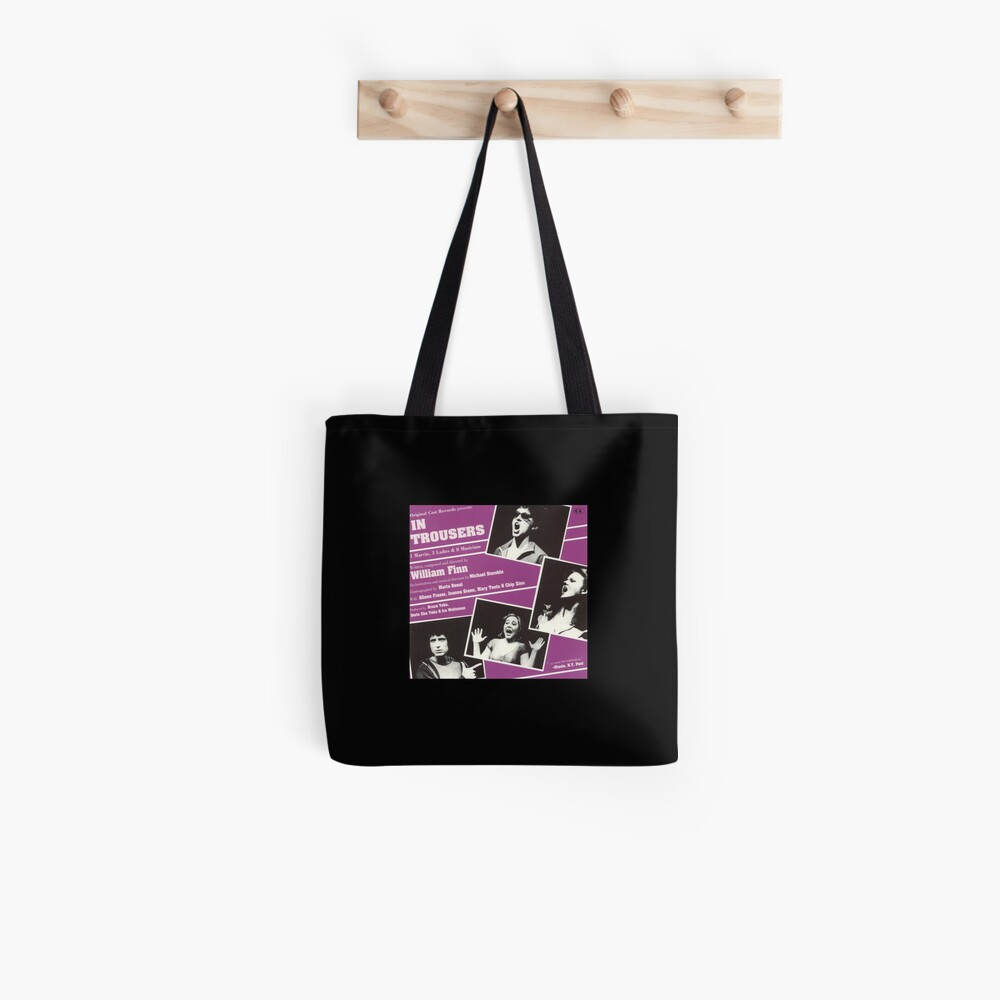 In Trousers Tote Bag