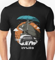 Totoro - Mein Nachbar Totoro Unisex T-Shirt