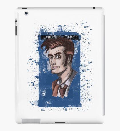 Tenth Lord of Time iPad Case/Skin