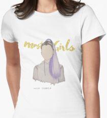 Hailee Steinfeld - Most girls Women's Fitted T-Shirt