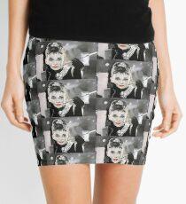 Audrey in Breakfast at Tiffanys Mini Skirt