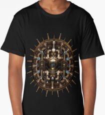 Tesla Mandala Long T-Shirt