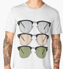 Sunglasses Pattern Men's Premium T-Shirt