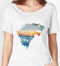 SUMMER IS COMING - FANS EXCLUSIVE! Women's Relaxed Fit T-Shirt
