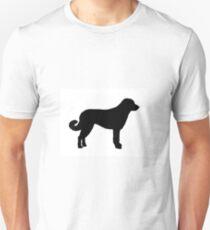 anatolian shepherd silhouette T-Shirt