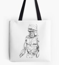 Simplefader- Character11 Tote Bag