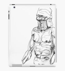 Simplefader- Character11 iPad Case/Skin