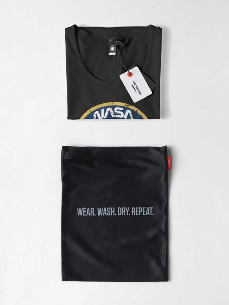 Alternate view of Nasa Vintage Colors V01 Premium Scoop T-Shirt