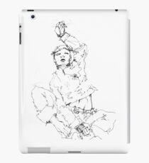 Simplefader-Character18 iPad Case/Skin