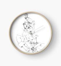 Simplefader-Character18 Clock