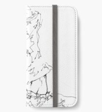Simplefader-Character18 iPhone Wallet/Case/Skin