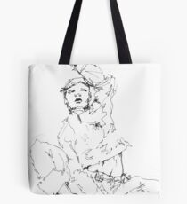 Simplefader-Character18 Tote Bag
