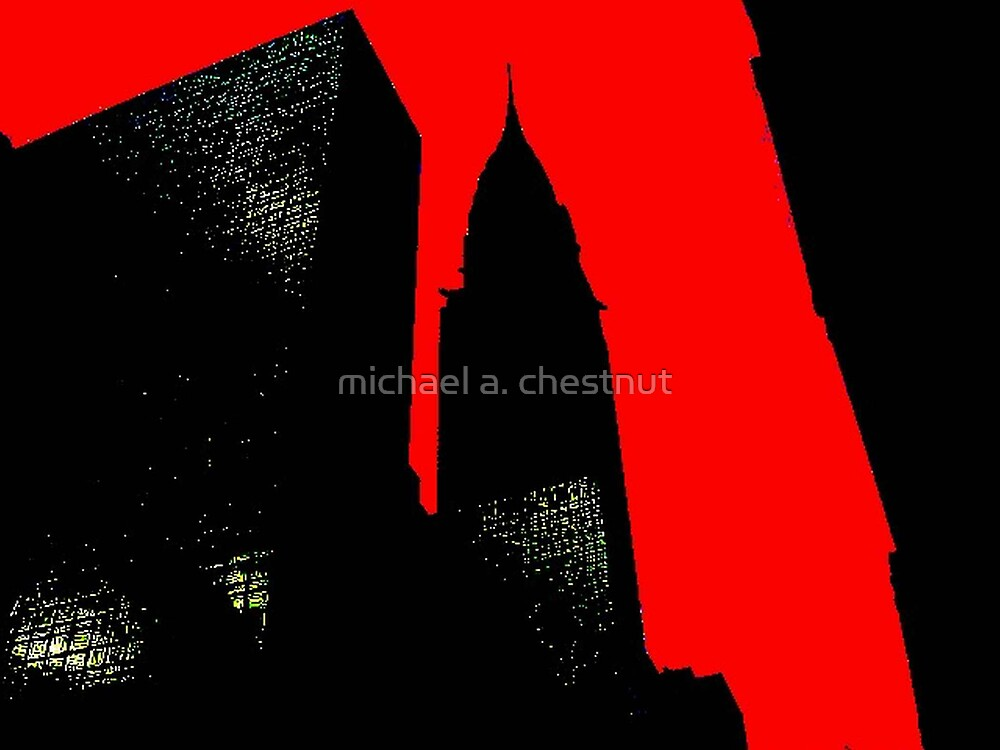 new york by michael a. chestnut