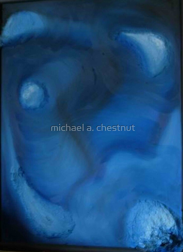nude in the water by michael a. chestnut