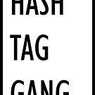 Hashtag gang by Kawira Mwirichia