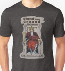 The Emperor - Classic Tarot Collection T-Shirt