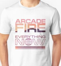 Arcade Fire - Everything Now Unisex T-Shirt