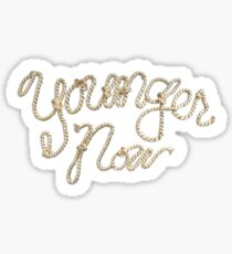 Miley Cyrus - Younger Now Sticker