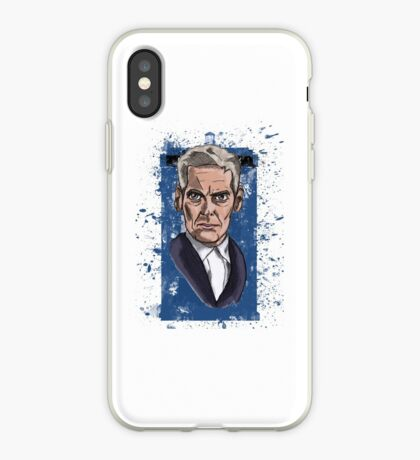 Twelfth Lord of Time iPhone Case