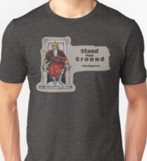 The Emperor V2 - Classic Tarot Collection T-Shirt