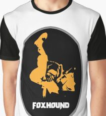 StarFoxHound Graphic T-Shirt
