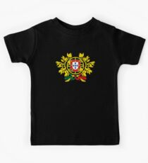 Portugal coat of arms Kids Clothes