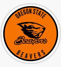 Oregon State University - Beavers Sticker