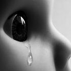 When A.I. cries at the failure of humanity. by riotphoto