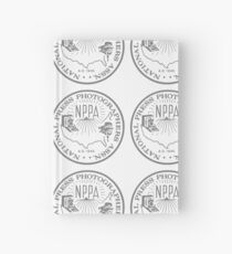 NPPA OLD SCHOOL LOGO Hardcover Journal