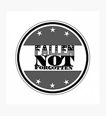 Fallen Photographic Print