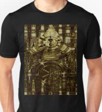 Tetrahedryl Nibiru Glyph Unisex T-Shirt