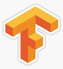 Tensorflow Logo Sticker