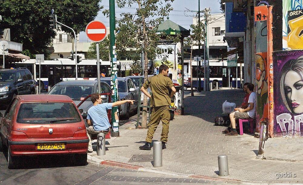 assignment in tel aviv by gaddi s