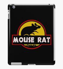 Jurassic Mouse Rat iPad Case/Skin