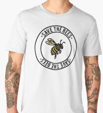Save the bees Men's Premium T-Shirt