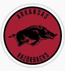 University of Arkansas - Razorbacks Sticker