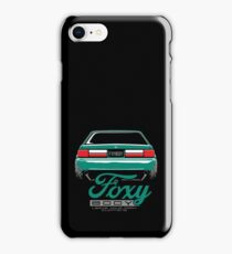 Foxy Body Mustang iPhone Case/Skin