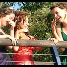 Prom Girls by Rob McFall