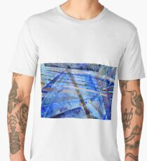 Intersections of Perspective and Perception Men's Premium T-Shirt