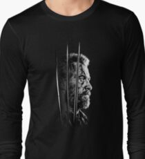 Logan Faded Bust T-Shirt