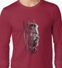 Logan Faded Bust T-Shirt